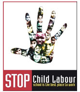 Stop Child Labour Logo