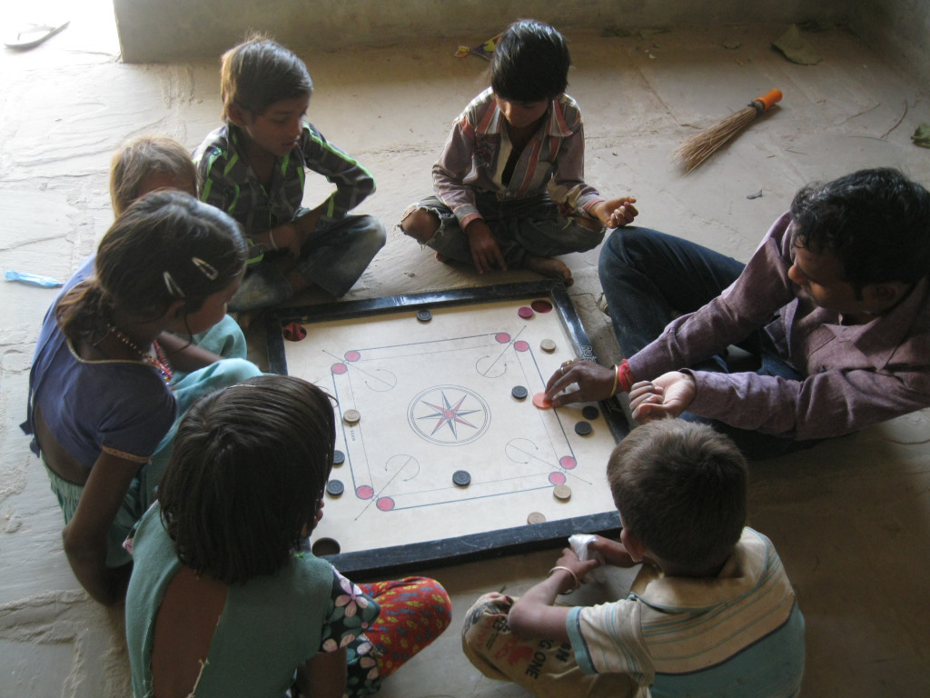Its not all about education. Children should enjoy their childhood