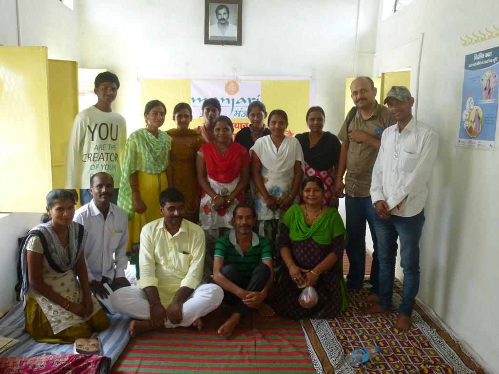 The Manjari team